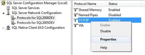Thiet lap che do TCP-IP