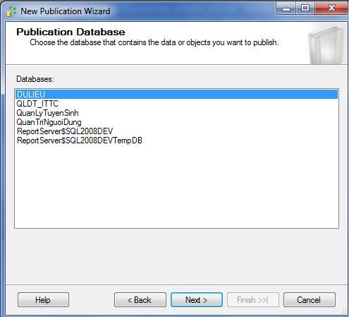 chon Database