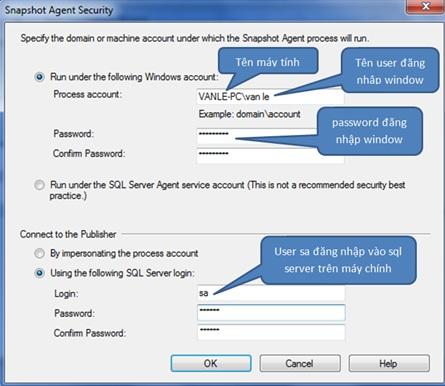 snapshot agent security