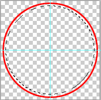 Vùng chọn cho đường tròn lớn thứ 2