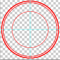 Đường tròn đỏ thứ 3