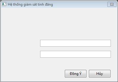 Tạo form mới và các control để tích hợp ảnh nền form trong java