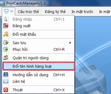 Chon chuc nang doi ten hinh hang loat